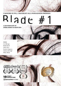 Blade #1 Poster