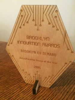The Brooklyn Innovation Awards
